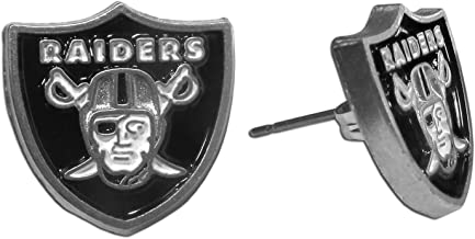 Siskiyou NFL Stud Earrings