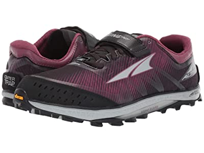 Altra Footwear King MT 2 (Black/Rose) Women