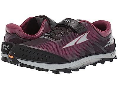 Altra Footwear King MT 2 (Black/Rose) Women