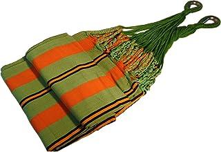 [hamaca Hecha de Colombia]–Comunidad indigène Coconucos–Ultra sólido–algodón–confortable–interior como exterior–Viajes, senderismo, Camping.