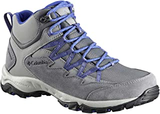 Women's Wahkeena Mid Waterproof Hiking Boot, Breathable, High-Traction Grip