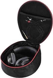 Thomson | Twarde etui EVA torba na słuchawki na ucho/za uchem | czarna