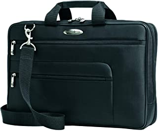 Samsonite 40020 Business Special Portfolio Laptop Case, Black, 30 Centimeters