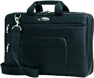 Samsonite 40020 Business Special Portfolio Laptop Case, Black, 30 Centimeters