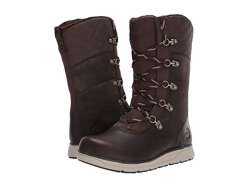 Timberland Haven Point Waterproof (Dark Brown Full Grain) Women