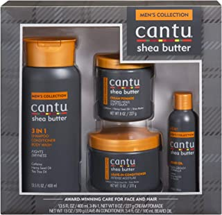 Cantu Men's Collection Gift Set Holiday Set