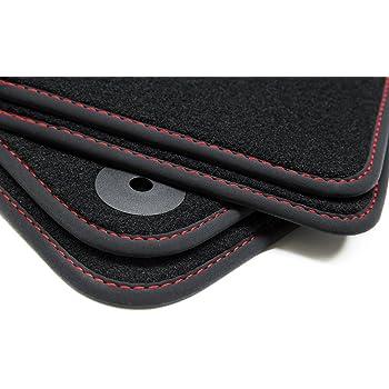 Color Negro y Cobre Alfombrillas Cupra de Terciopelo Seat 576863011LOE