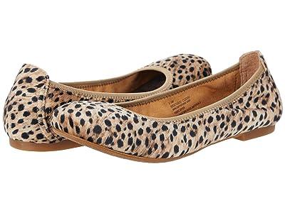 Born Julianne (Black/Natural Leopard Fabric) Women