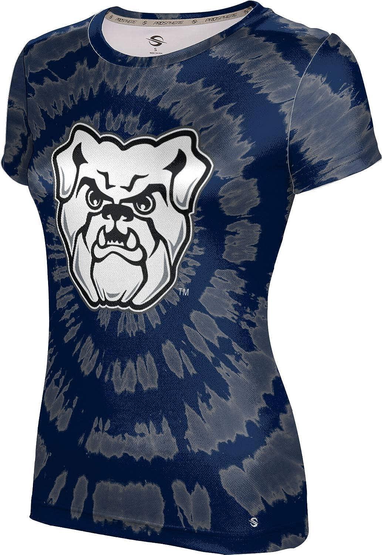 ProSphere Butler University Girls' Performance T-Shirt (Tie Dye)
