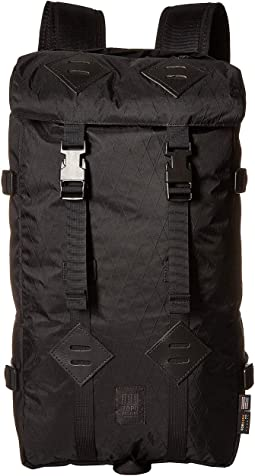 X-Pack Black/Ballistic Black