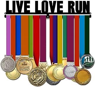 Believe&Train Live Love Run - Running Medal Hanger