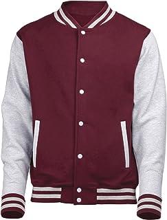 Varsity College Jacket New Premium Unisex American Style Letterman Blank Baseball Custom Top Mens Womens Ladies Gift Prese...