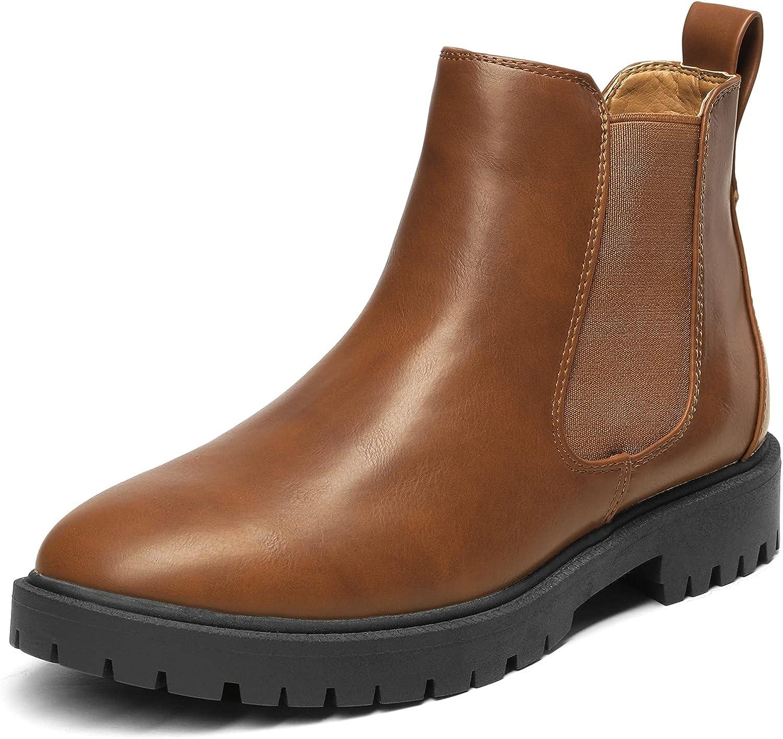 cheap DREAM PAIRS Women's Chelsea Shoes online shop Booties Ankle