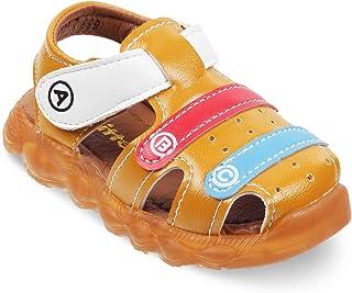 KITTENS Boys Tan Sandals Sandal