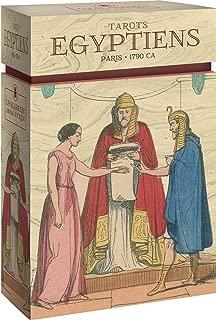 Tarots Egyptiens: Paris, 1875 ca. - 78 Full Colour Tarot Cards and Instructions