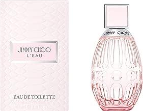 JIMMY CHOO L'eau Eau De Toilette, Floral Fruity Musky, 1.3 Fl Oz