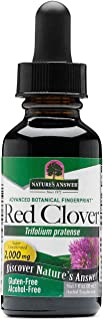 Nature's Answer, Red Clover Alcohol Free, 1 Ounce