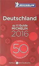 MICHELIN Guide Germany (Deutschland) 2016: Hotels & Restaurants (Michelin Guide/Michelin)