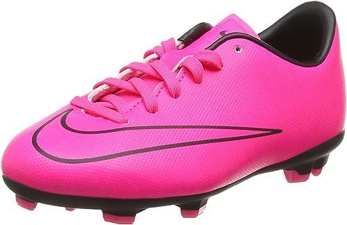 Nike Jr Mercurial Victory V FG, Chaussures de Football Fille