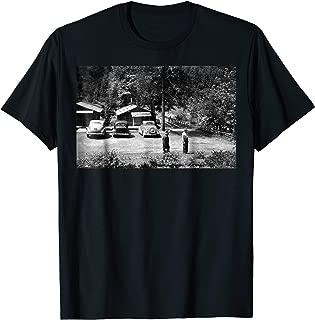 Oakridge Oregon Kitson Hot Springs graphic T-shirt