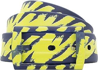 tie-ups Cintura in gomma e plastica fuori produzione Blue-yellow Schizzo