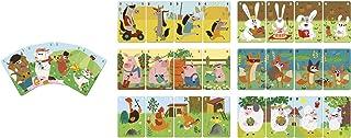 Janod - J02756 - Jeu de 7 Familles - Family Farm