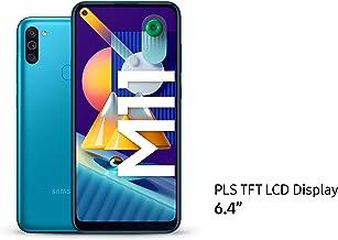 Samsung Galaxy M11 Dual SIM 32GB 3GB RAM 4G LTE (UAE Version) - Blue - 1 year local brand warranty