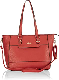 Lavie Sputnik Medium EW Women's Tote Bag (Red)