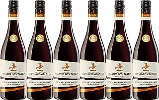 Hex vom Dasenstein Spätburgunder Rotwein Qualitätswein 2019 Halbtrocken 6 x 0.75 l