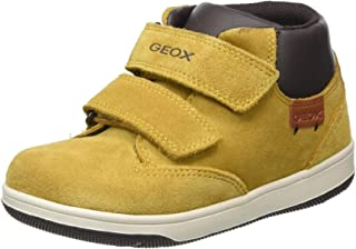 Geox B New Flick Boy C, Bottines Garçon