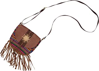 Bristol Novelty Hippie Bag With Tassles