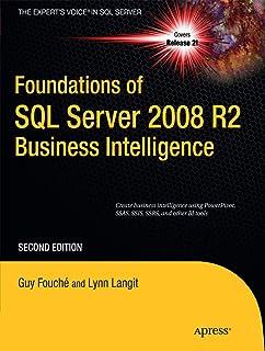 Foundations of SQL Server 2008 R2 Business Intelligence (Expert's Voice in SQL Server)