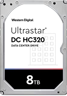 "Western Digital Ultrastar DC SATA HDD - 7200 RPM Class, SATA 6 Gb/s, 3.5"" DC HC320 8TB"