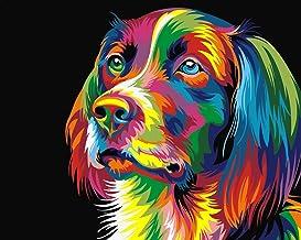 Suchergebnis Auf Amazon De Fur Malen Nach Zahlen Hund
