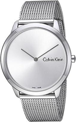 Calvin Klein - Minimal Watch - K3M211Y6