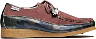 Britisher by B Brown Camo Size 8.5 Coco Brown & Camoflauge