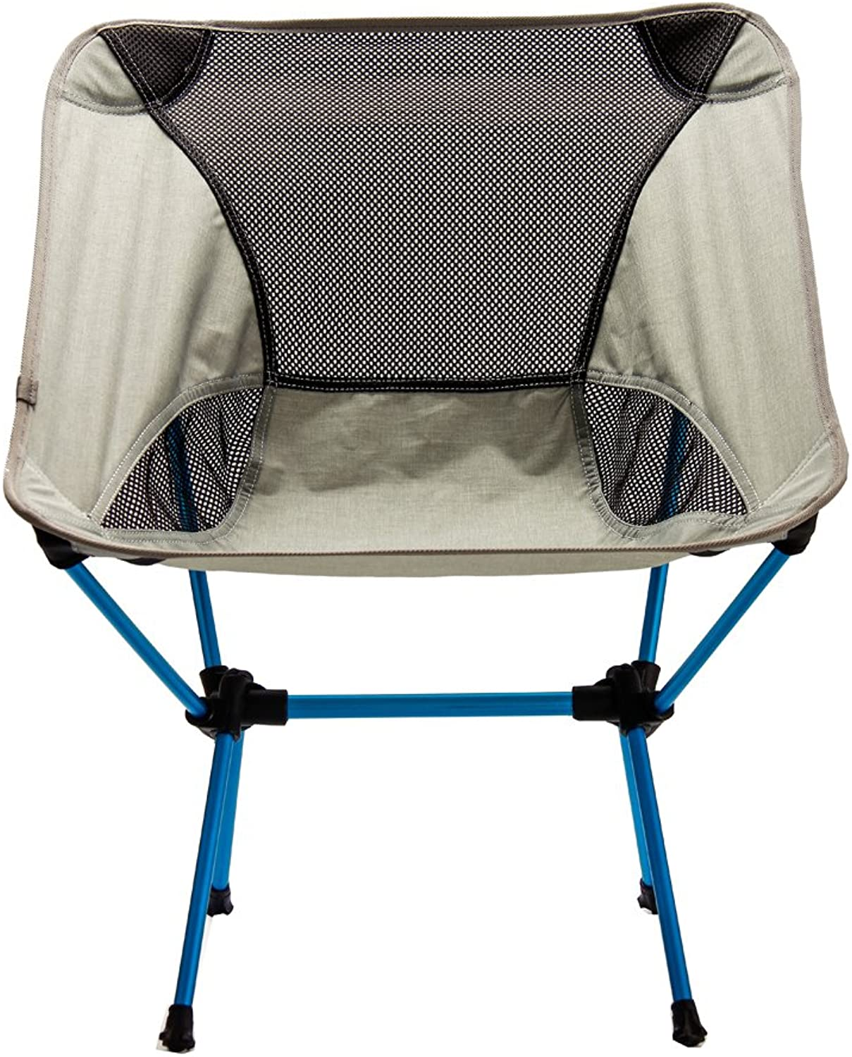 QETU Camping Folding Chair Outdoor Portable Chair Aviation Aluminum Alloy Fishing Chair Ultralight Moon Chair