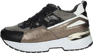 Keys Sneakers K-3462 K3464 Blk/BEIG/Whit