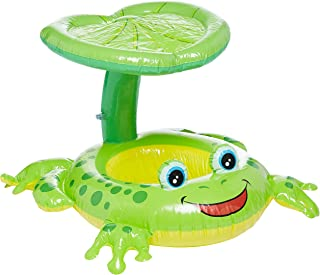 Intex Recreation 56584EP Froggy Friend Shaded Baby Float Toy