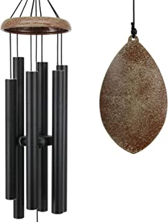 ASTARIN Wind Chimes Outdoor Deep Tone, 35 Inch Wind Chimes, Memorial Wind Chimes as Sympathy Gift, Outdoor Decorations for...