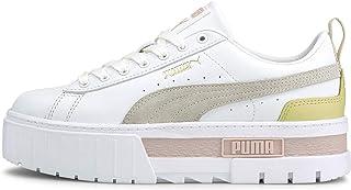 PUMA Mayze LTH WNS Baskets Mode Femme Blanc, 38