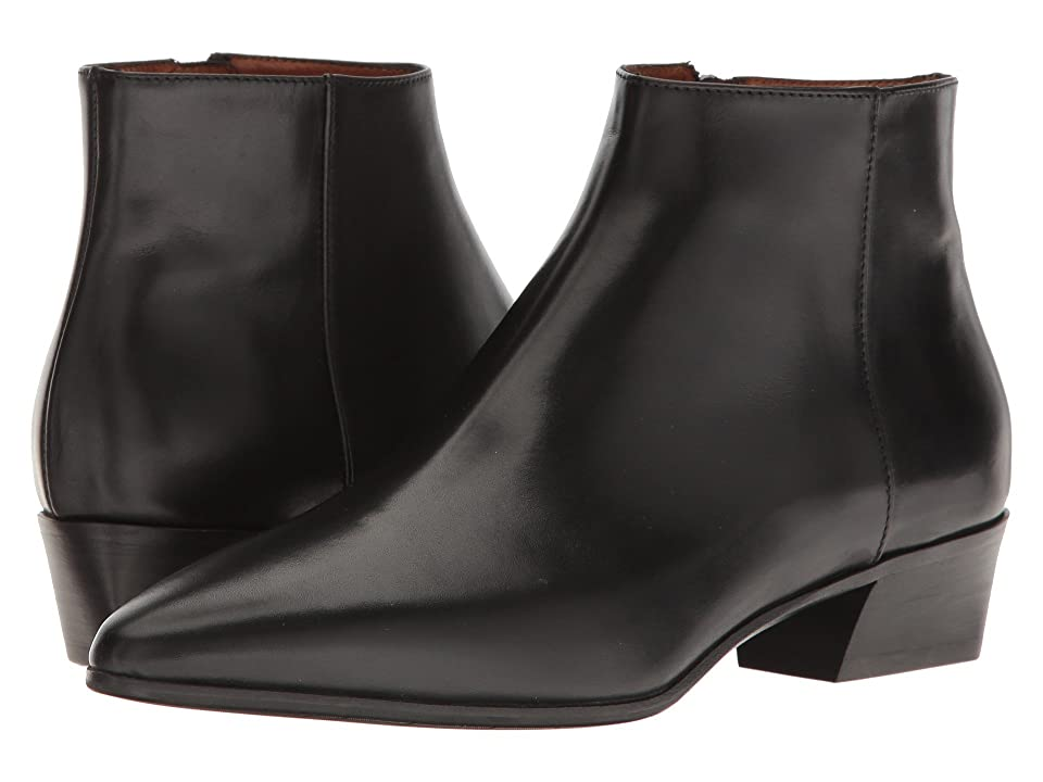 Aquatalia Fire (Black Calf) Women