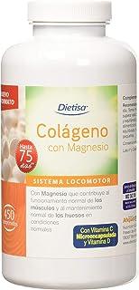 Dietisa - Colágeno con Magnesio, 450 comprimidos