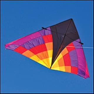 Into The Wind 9-ft. Levitation Ember Single Line Delta Kite