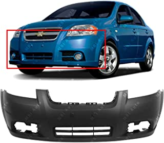 Best 2008 chevy aveo front bumper Reviews