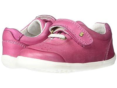 Bobux Kids Step Up Ryder (Infant/Toddler) (Pink/Raspberry) Girl