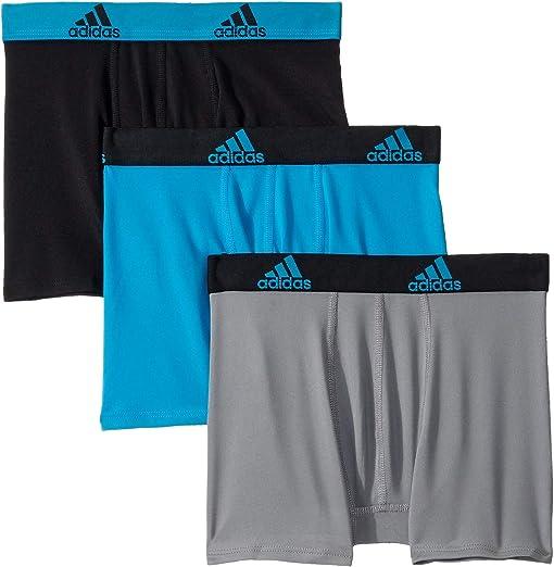 Solar Blue/Black/Black/Solar Blue/Grey/Black