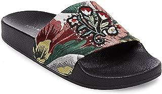 Women's Patches Flat Sandal