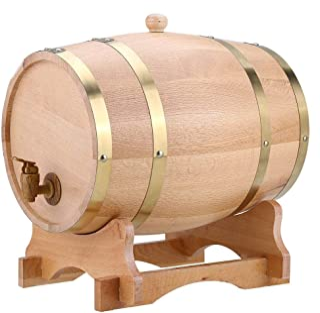 Tonneau à vin en bois Barils De Vin Décoratifs, Barils De Whisky, Armoires À Vin, Bacs De Rangement, Ornements De Bar Dans...