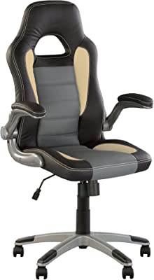 RACER - Silla de Direction Gaming. INCLINACIÓN SINCRÓNICA. Altura del asiento 52-61